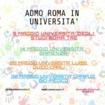 Eventi Università Roma –  Maggio 2019